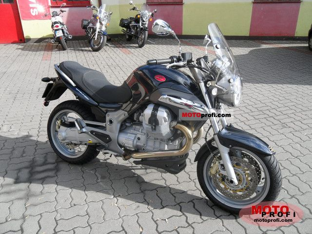 Moto Guzzi Breva 1200 ABS 2011 photo