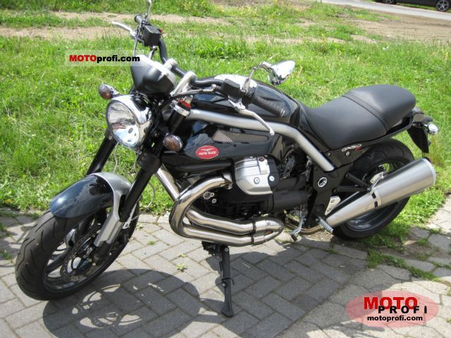 Moto Guzzi Griso 1200 8V 2011 photo