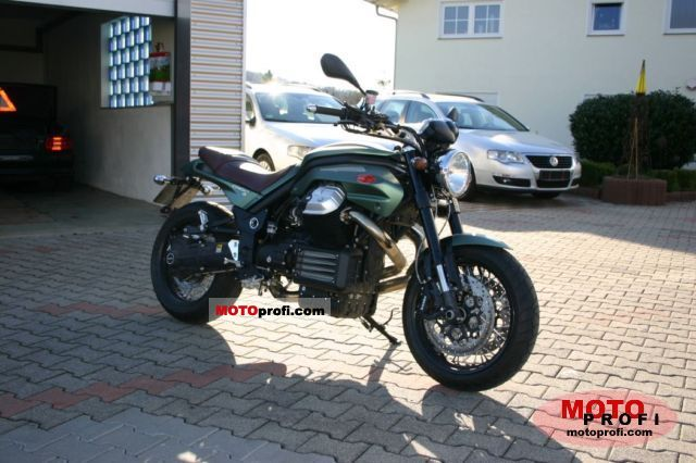 Moto Guzzi Griso 1200 8V SE 2011 photo