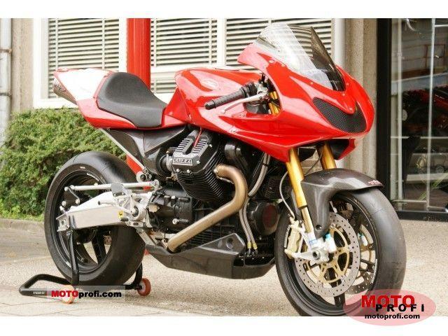 Moto Guzzi MGS-01 Corsa 2011 photo