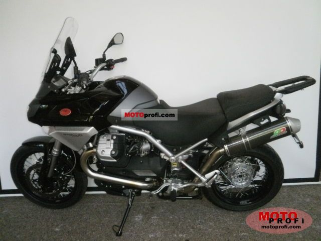 Moto Guzzi Stelvio 1200 4V ABS 2011 photo