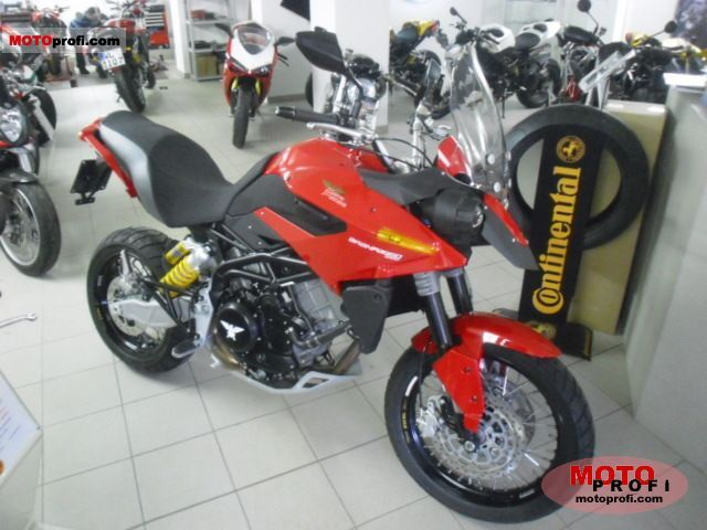 Moto Morini Granpasso 1200 2011 photo