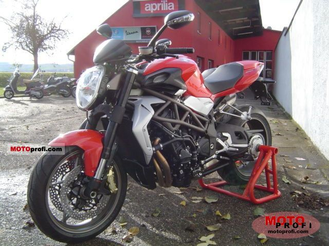 MV Agusta Brutale 990R 2011 photo