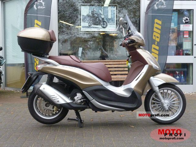Piaggio Beverly 300ie 2011 photo