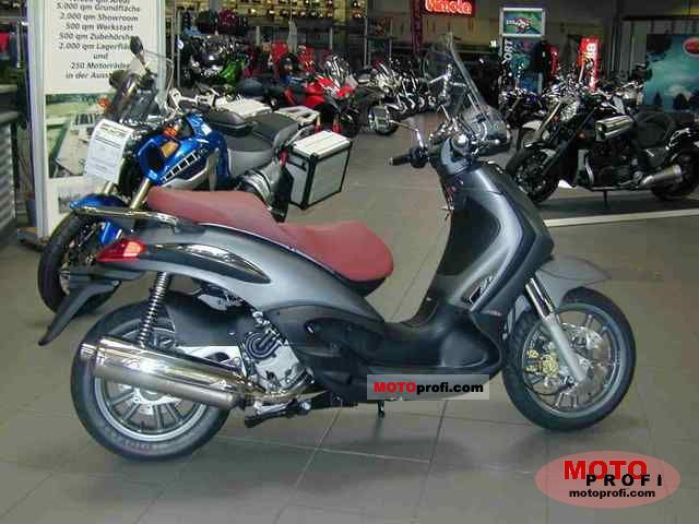 Piaggio Beverly Cruiser 500 2011 photo