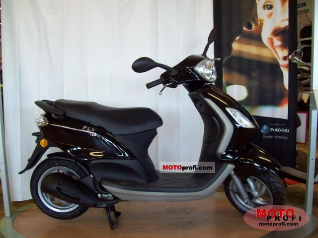 Piaggio Fly 50 2011 photo