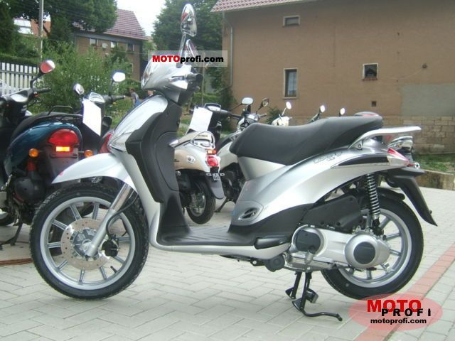 piaggio liberty 125 2011 specs and photos