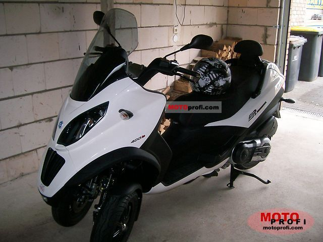Piaggio MP3 LT 400 2011 photo