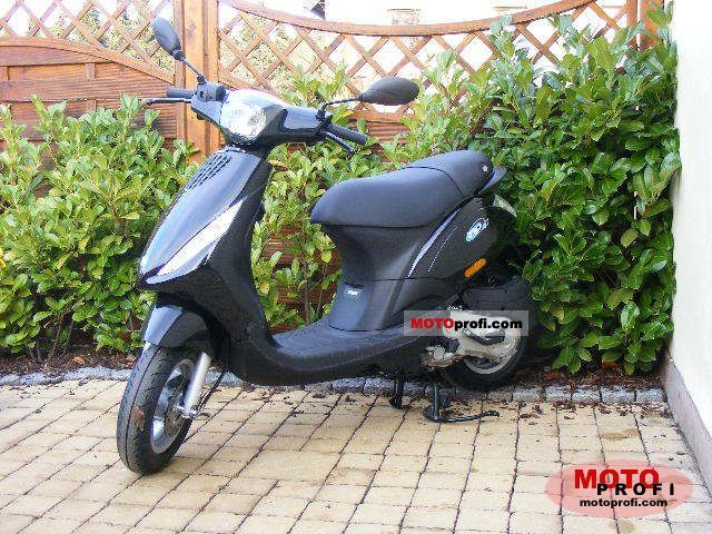 Piaggio Zip 50 2011 photo