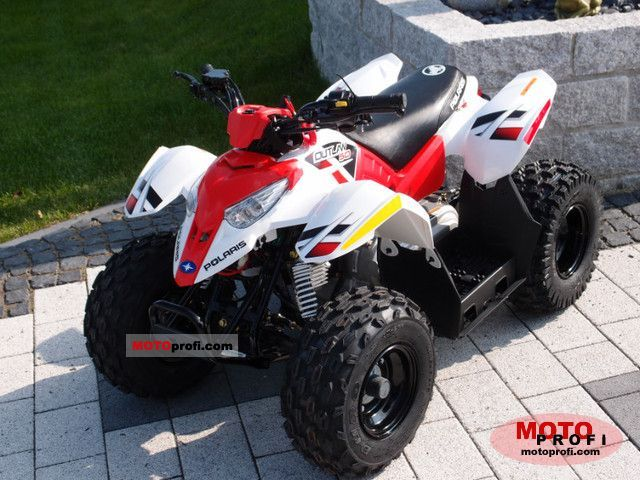 Polaris Outlaw 50 2011 photo