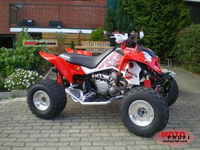 Polaris Outlaw 525 IRS 2011 photo