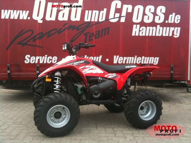 Polaris Scrambler 500 4X4 2011 photo