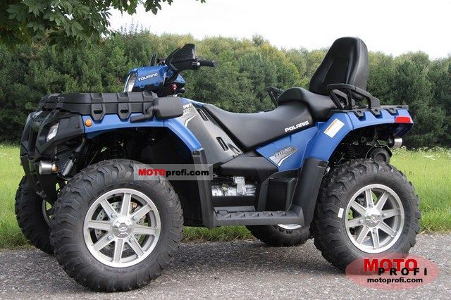 Polaris Sportsman 550 2011 photo