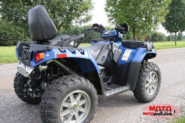 Polaris Sportsman 550 2011 Specs And Photos