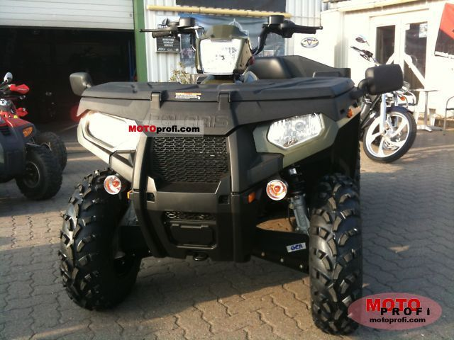 Polaris Sportsman 800 EFI 2011 photo