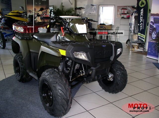 Polaris Sportsman 90 2011 photo
