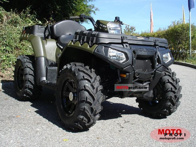 Polaris Sportsman XP 850 2011 photo