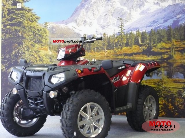 Polaris Sportsman XP 850 EPS 2011 photo