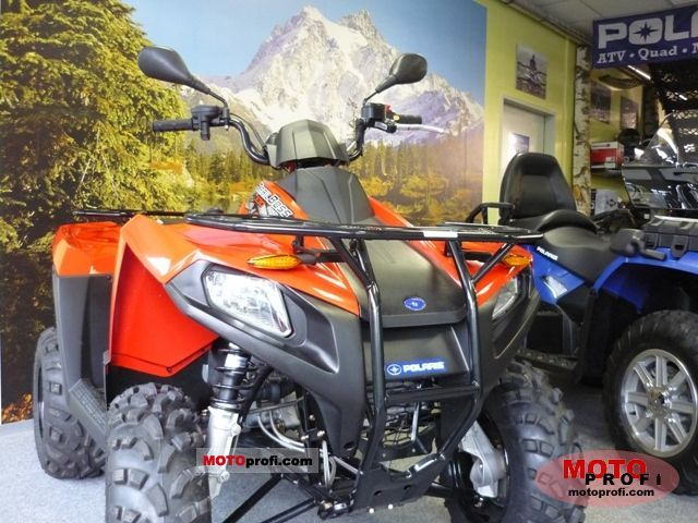 Polaris Trail Boss 330 2011 photo