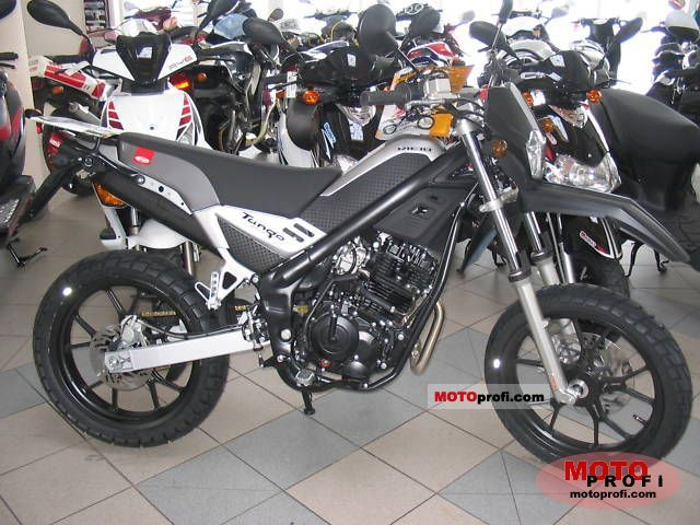Rieju Tango 250 2011 photo