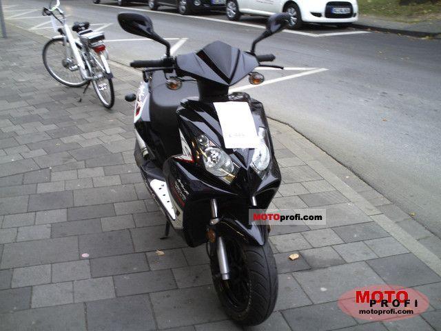 Sachs SpeedForce R 2011 photo