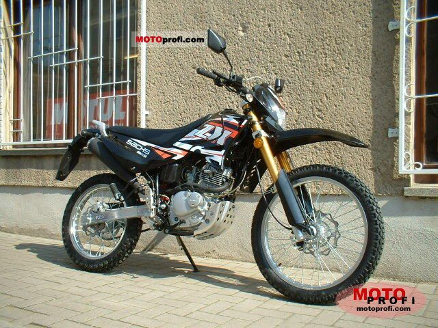 Sachs ZX 125 Enduro 2011 photo