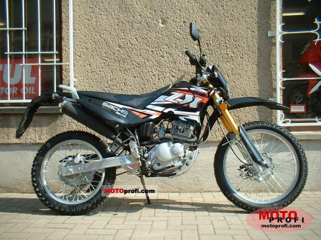 sachs zx 125 enduro 2011 specs and photos. Black Bedroom Furniture Sets. Home Design Ideas