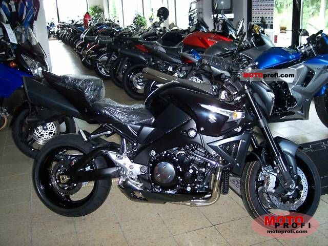 Suzuki B-King ABS 2011 photo