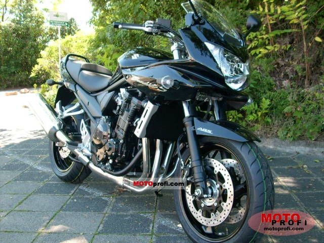 Suzuki Bandit 1250S 2011 photo