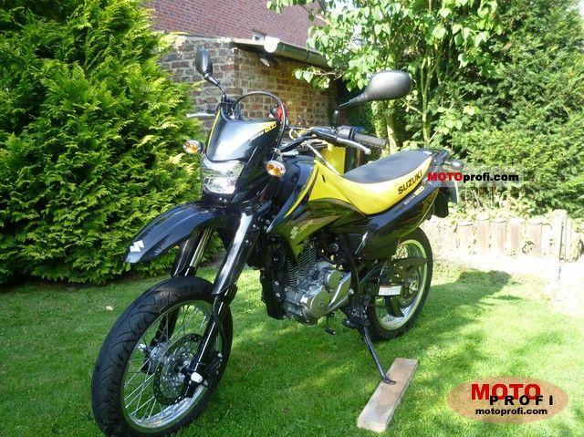 Suzuki DR 125SM 2011 photo
