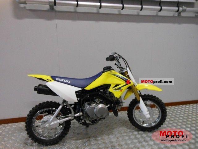 Suzuki DR-Z70 2011 photo