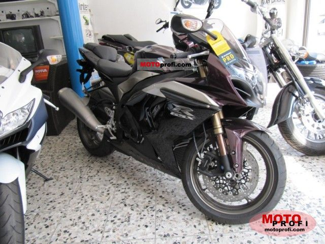 Suzuki GSX-R1000 2011 photo
