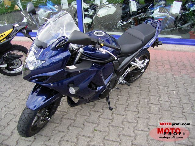 Suzuki GSX1250FA 2011 photo