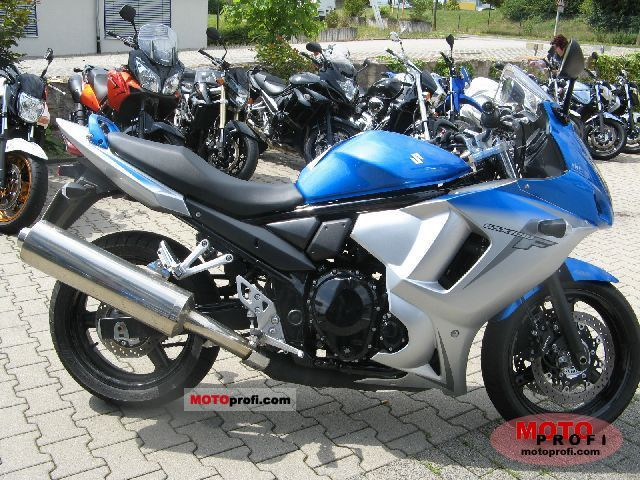 Suzuki GSX650F 2011 photo