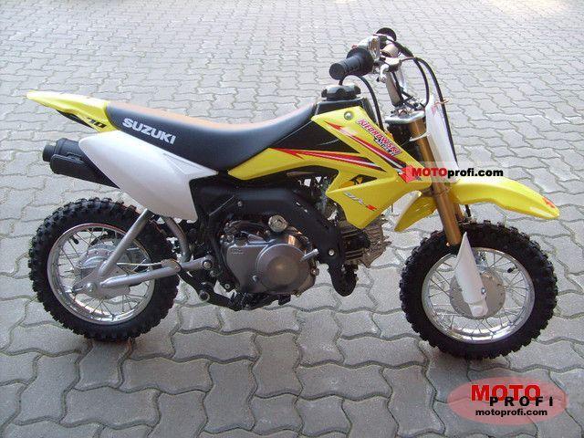 Suzuki RM-Z250 2011 photo