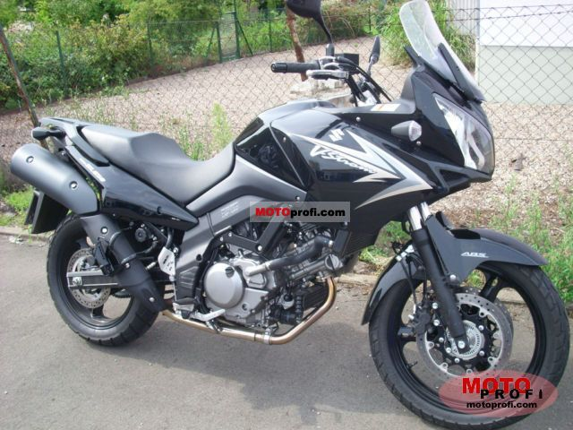 Suzuki V-Strom 650 ABS 2011 photo