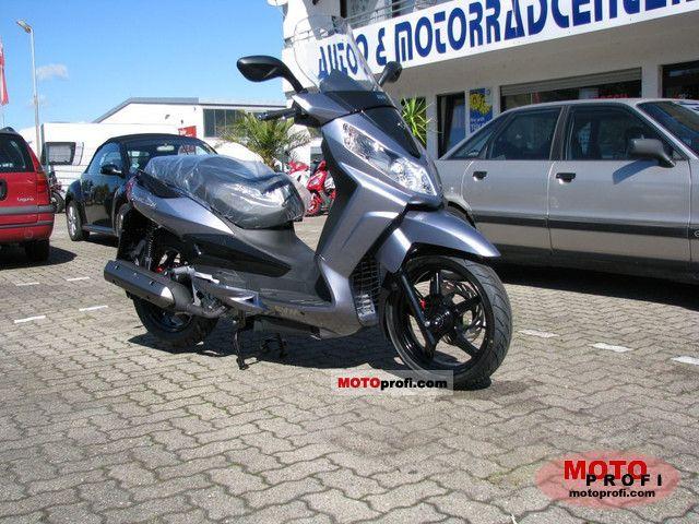 Sym Citycom 300i 2011 photo