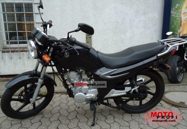 Sym XS125-K 2011 photo
