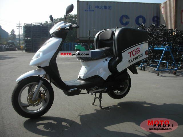 TGB Express 50 2011 photo