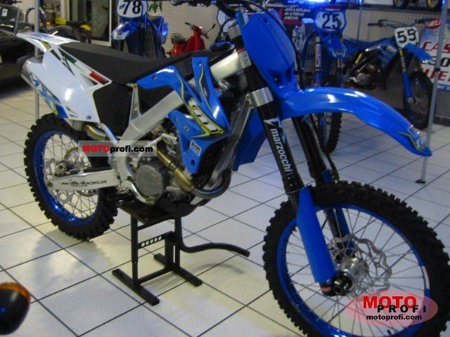 TM racing MX 250 2011 photo