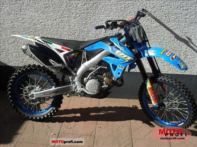 TM racing MX 250 Fi 2011 photo