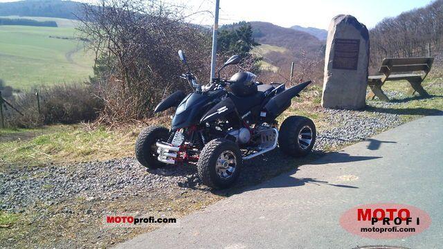 Triton Supermoto 400 2011 photo
