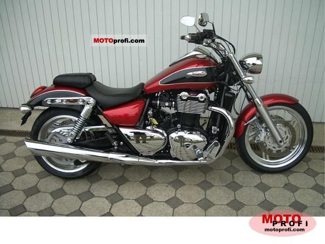 Triumph Thunderbird 2011 photo
