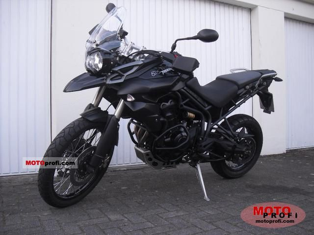 Triumph Tiger 800XC 2011 photo
