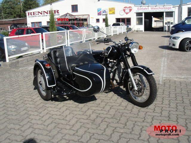 Ural Retro 750 2011 photo