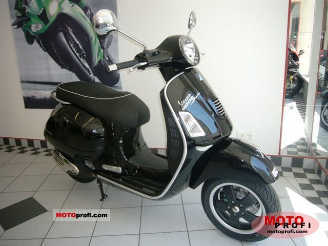 vespa gts 125 2011 specs and photos. Black Bedroom Furniture Sets. Home Design Ideas