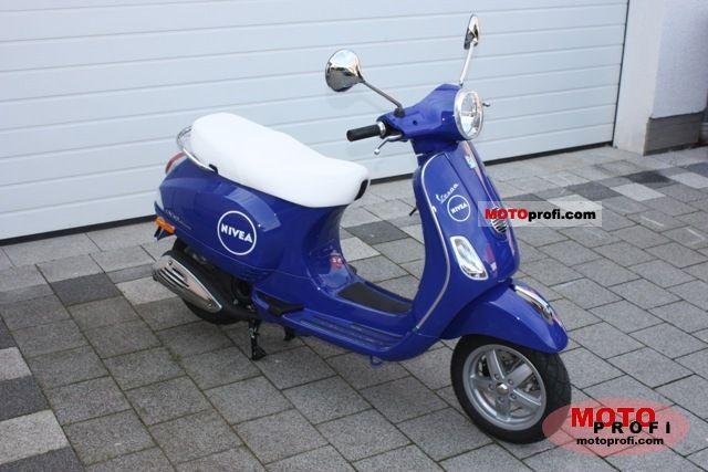 Vespa LX 50 4V 2011 photo