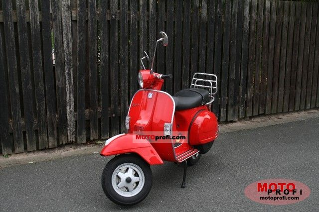 Vespa PX 150 2011 photo