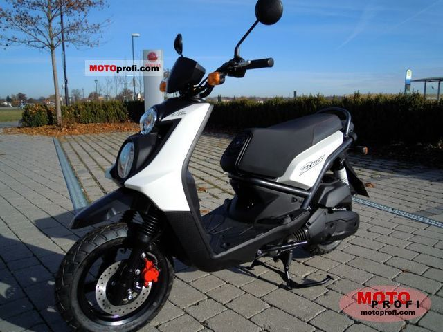 Yamaha BWs 125 2011 photo