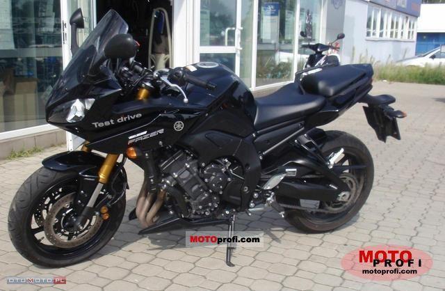 Yamaha Fazer8 2011 photo